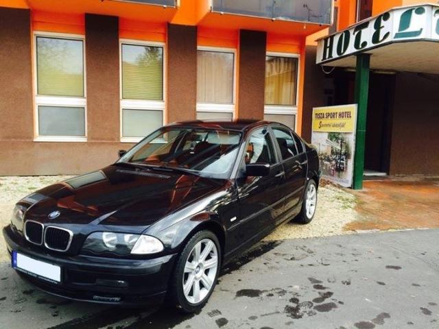 BMW autóbérlés Szeged