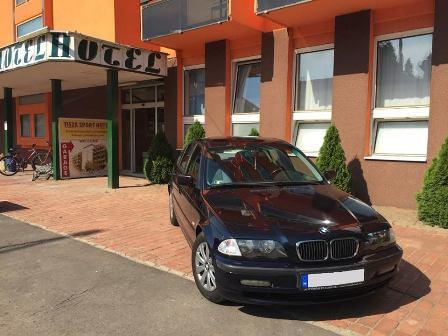 Autóbérlés Szeged - BMW