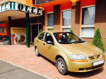 Autóbérlés Szeged - Daewoo Kalos