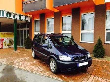 Opel Zafira 1.6 2001