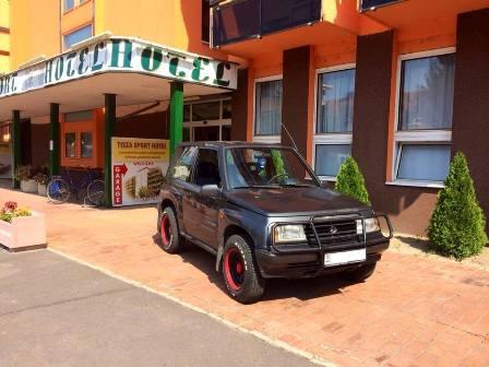 Autóbérlés Szeged - Suzuki Vitara